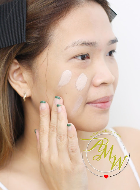 a photo of Cathy Doll AA Automatic Aura Cream natural beige
