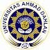 Penerimaan Mahasiswa Baru Universitas Ahmad Dahlan