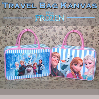 Tas Travel Frozen Harga Murah
