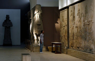Iraq national museum long way from public opening