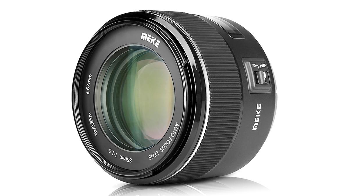 Resumo Fotográfico - Meike anuncia lente full frame 85mm f/1.8 con ...