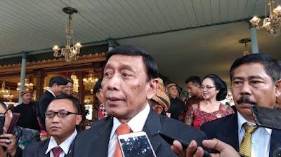 Menko Wiranto Minta Tambahan Anggaran Rp. 60 M untuk Biaya Diplomasi Papua