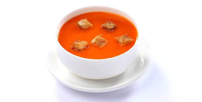 टोमॅटो सूप - पाककला | Tomato Soup - Recipe
