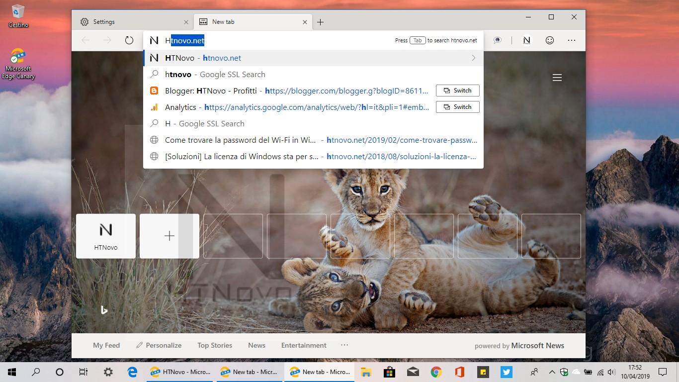 Impostare-Google-invece-Bing-Edge-Chromium