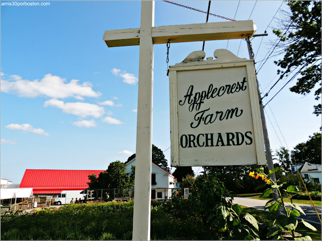 Granjas de New Hampshire: Applecrest Farm