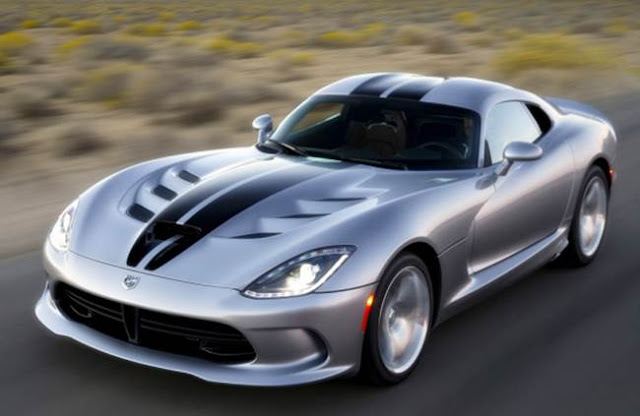 2017 Dodge Viper Supercharged Review