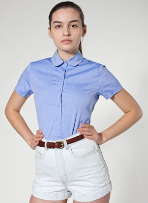 Classy-and-stylish-casual-short-sleeve-shirts-for-women-5