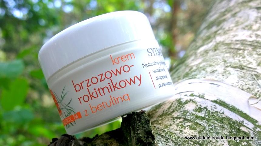 SYLVECO - Krem brzozowo-rokitnikowy z betuliną