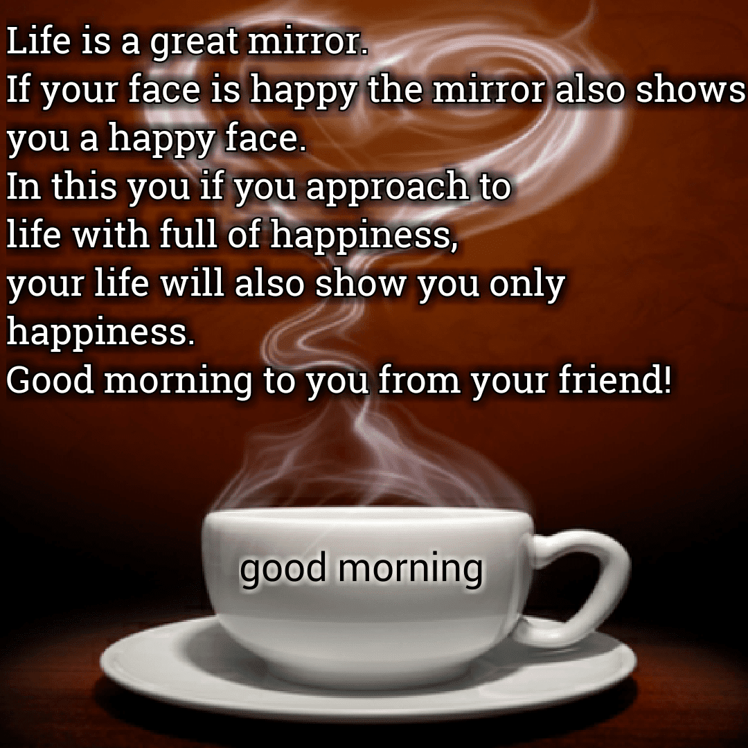 Best Good Morning Messages in English