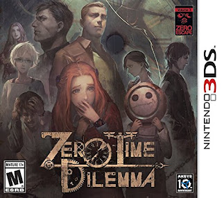 Zero Time Dilemma cover
