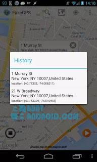 Download Fake GPS Spoofer Location Pro Versi 4.7 Apk Terbaru Untuk Android