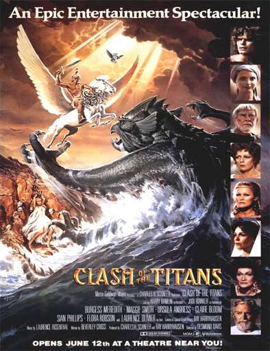 Ver Furia de titanes (Clash of the Titans) (1981) Online