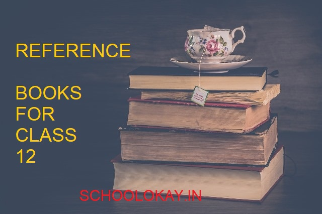 BEST REFERENCE BOOKS FOR CLASS 12 SCIENCE