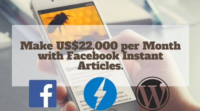 Chia sẻ bài viết  trên Facebook kiếm tiền