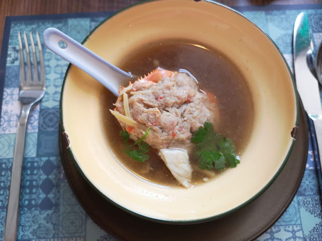 Snow Crab Bakwan Kepiting