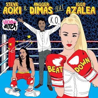 Steve Aoki, Angger Dimas & Iggy Azalea - Beat Down (feat. Iggy Azalea) on iTunes
