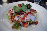 Chicken salad at Variée