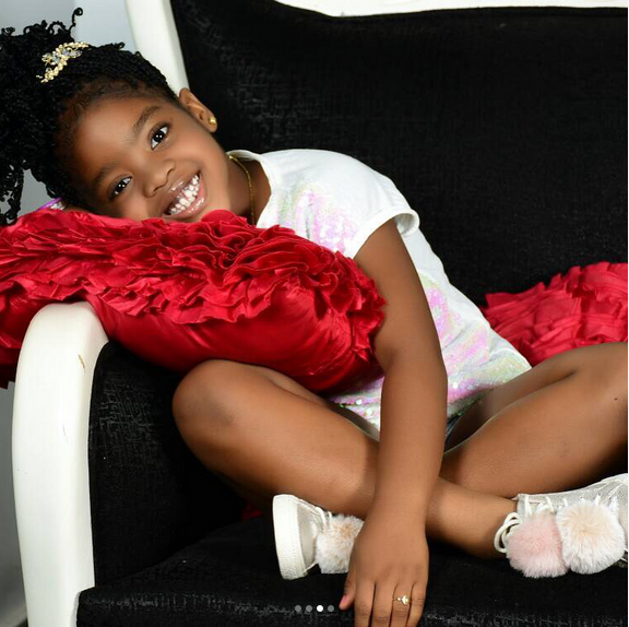 Basketmouth-wife-daughter-Janelle-6th-birthday-photos-6