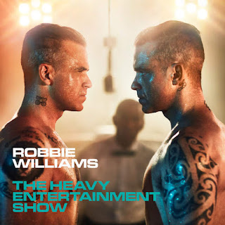 Robbie Williams - The Heavy Entertainment Show - Album Download, Itunes Cover, Official Cover, Album CD Cover Art, Tracklist