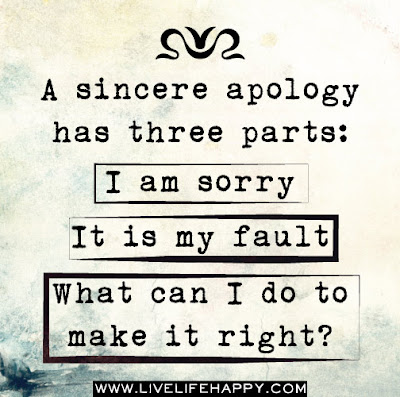 Sorry Images With Quotes