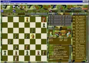 Free DownloadGame Catur Seru : Chess Rally