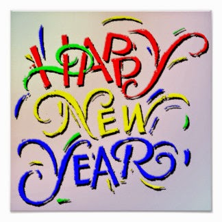 Happy New Year 2016 Vector Clip Art Images for instagram