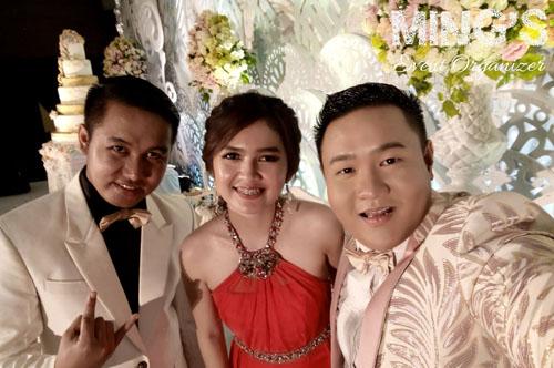 Mc Ming Ming - Mc Semarang - Wedding Budi & Novita Majesty Semarang 2018