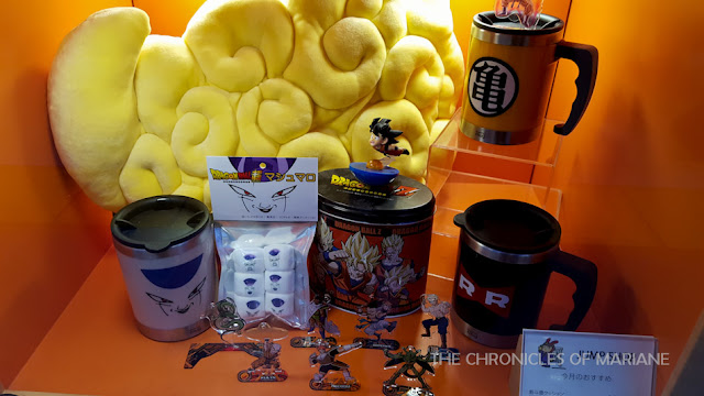 dragon ball z items