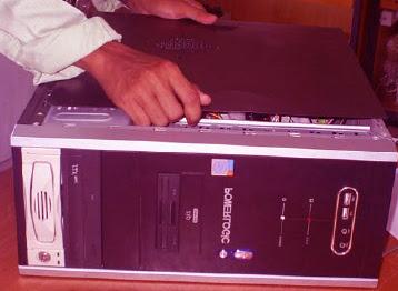 Trik Cara Merakit Komputer PC-8