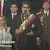 Venezuela 'drone attack': Soldiers seen running