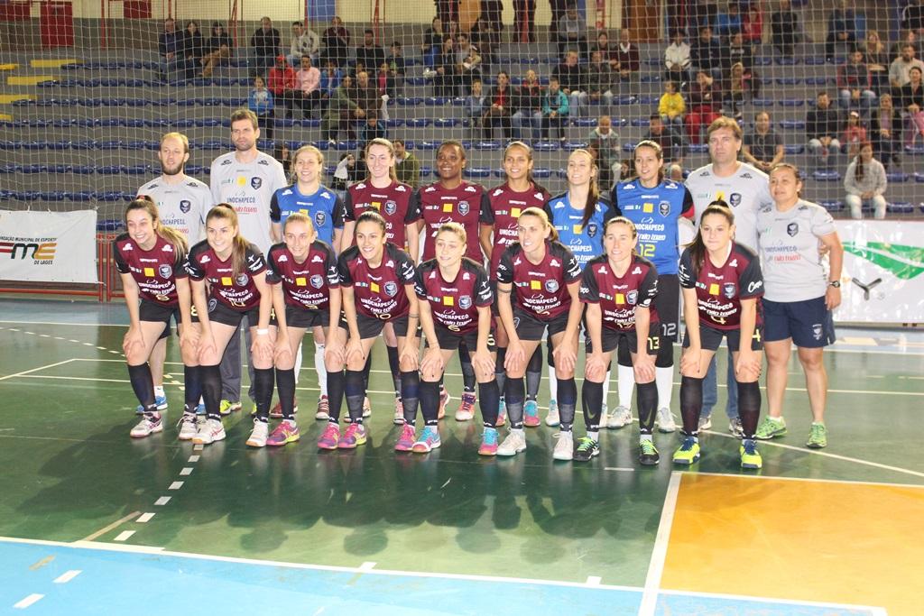 Associação Female Futsal é campeã da Taça Brasil 0cf537c87c3f7