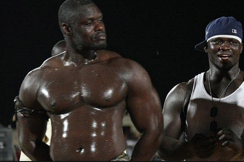 Mouhamed Ndao alias Tyson Tyson was the star par excellence of Senegalese wrestling