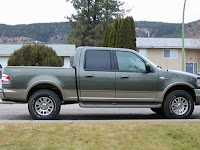 2002 Ford F150 King Ranch