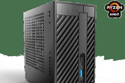 Asrock Merilis DeskMini Dengan Motherboard Chipset A300 Mini-STX