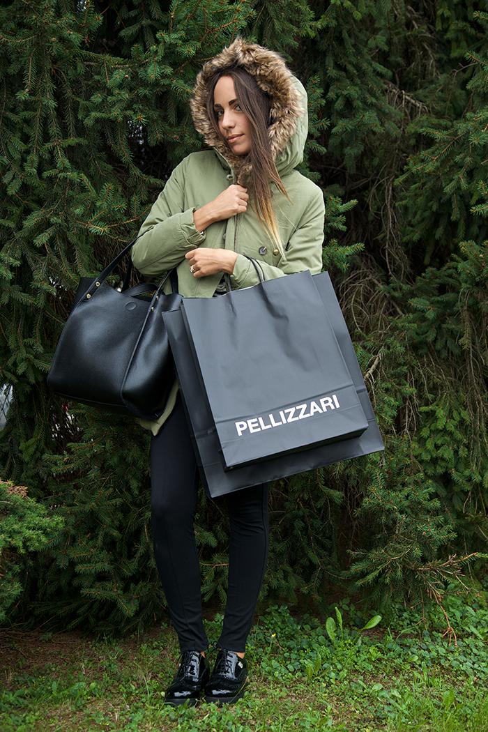 La mia giornata di shopping da Pellizzari a Padova