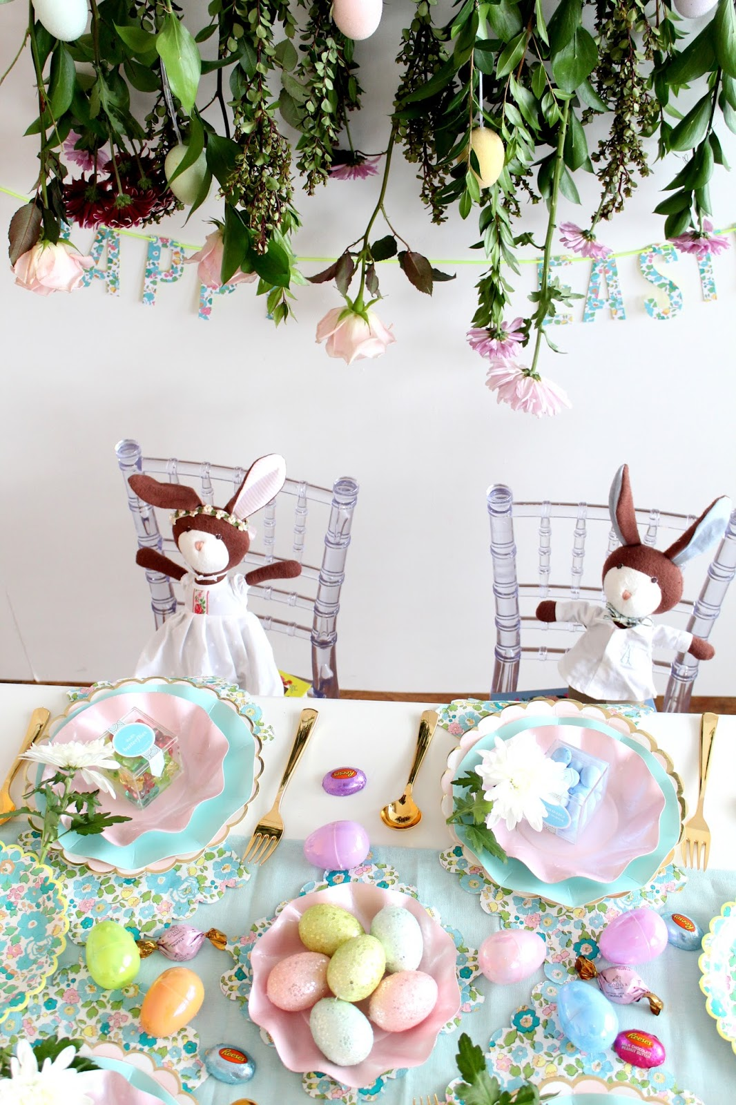 For the Love of Character: Easter Brunch Inspiration
