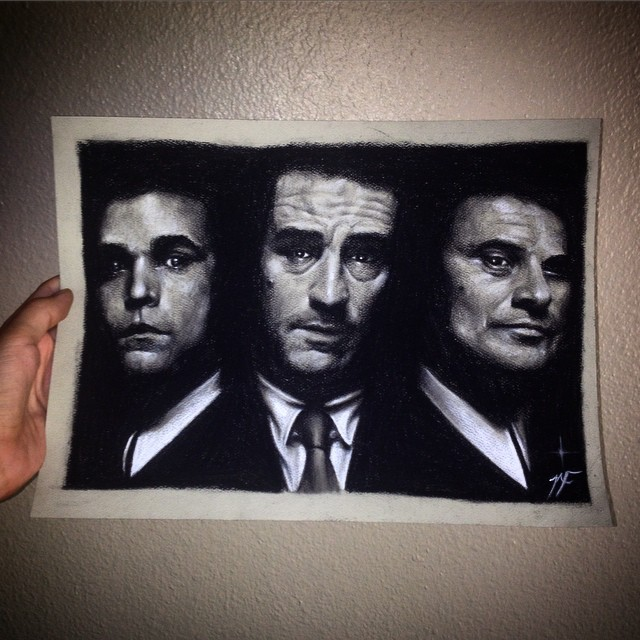 11-Goodfellas-Natasha-Farnsworth-Drawings-and-Paintings-Celebrity-Portraits-www-designstack-co