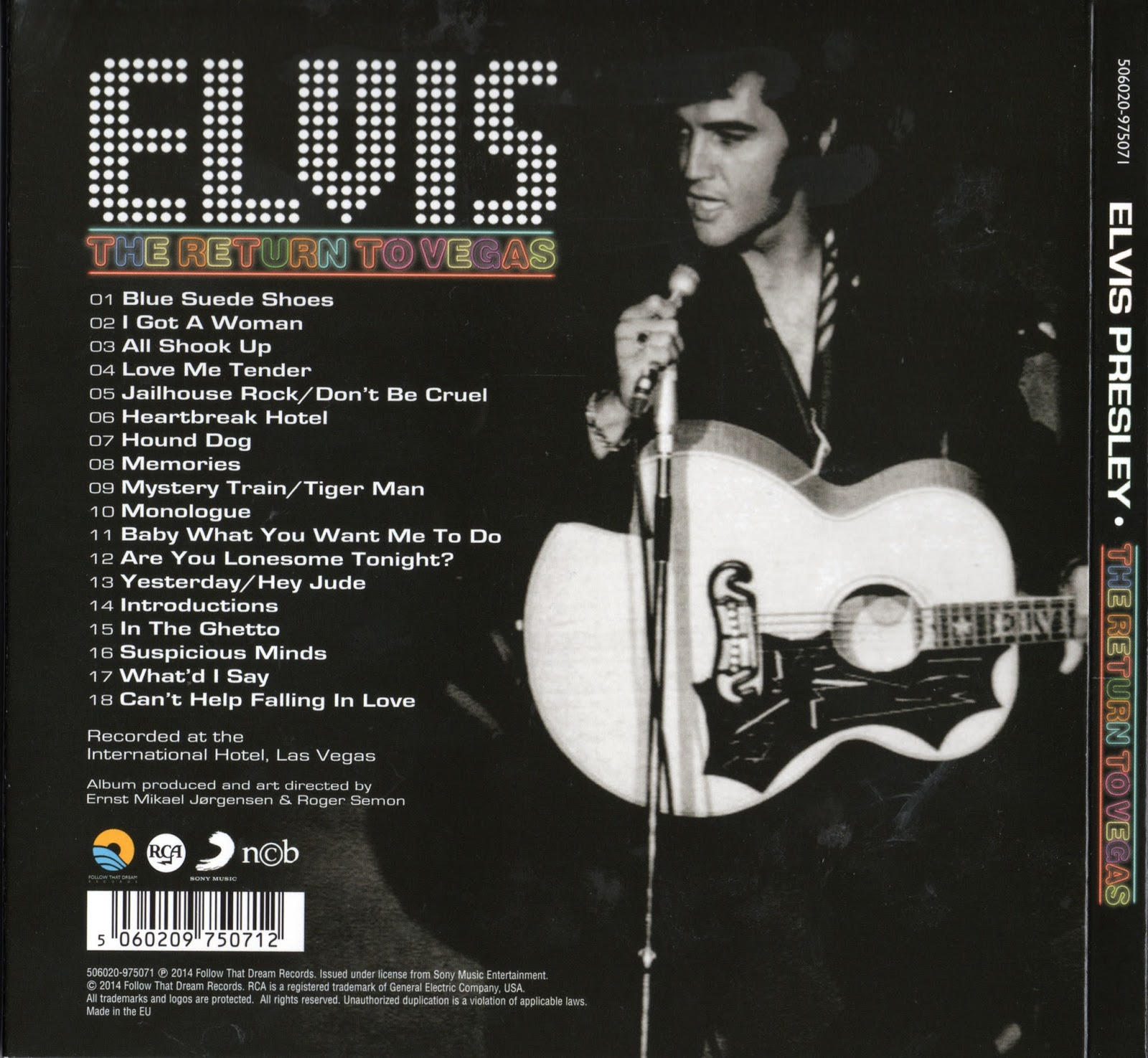 World Of Bootlegs Bootleg Elvis Presley Fire In Vegas