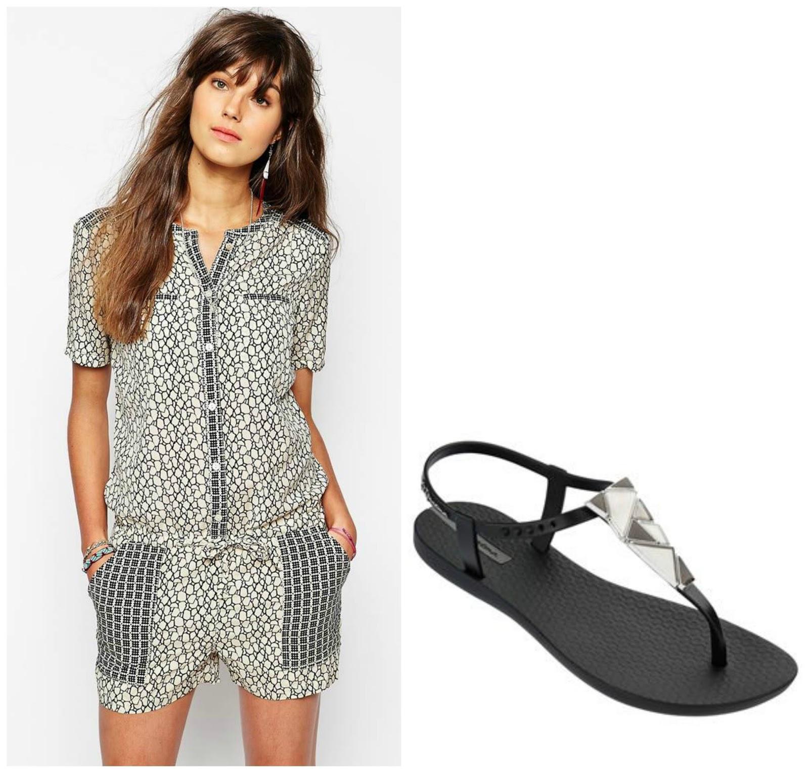 Ipanema Footwear / Asos Outfit