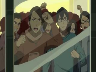 Concrete Revolutio: Choujin Gensou – Episódio 13