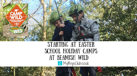 Starting at Easter - School Holiday Camps at Beamish Wild  (REVIEW)