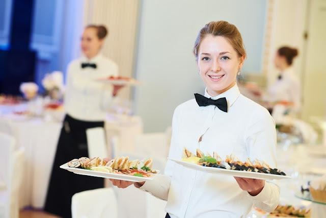 food server, caterer