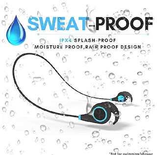 Sweat proof