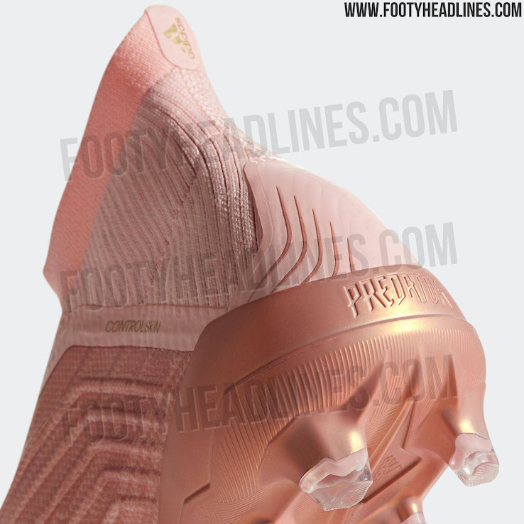 Pink Adidas Predator 18+ Spectral Mode Boots Released - Footy Headlines f7caaa6a8883e