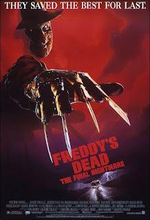 Pesadilla en la calle Elm 6: La muerte de Freddy