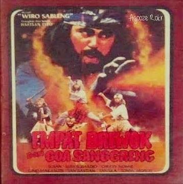 Empat Brewok dari Goa Sanggreng (1988)