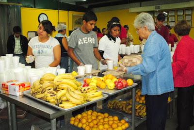 Banco de alimentos México