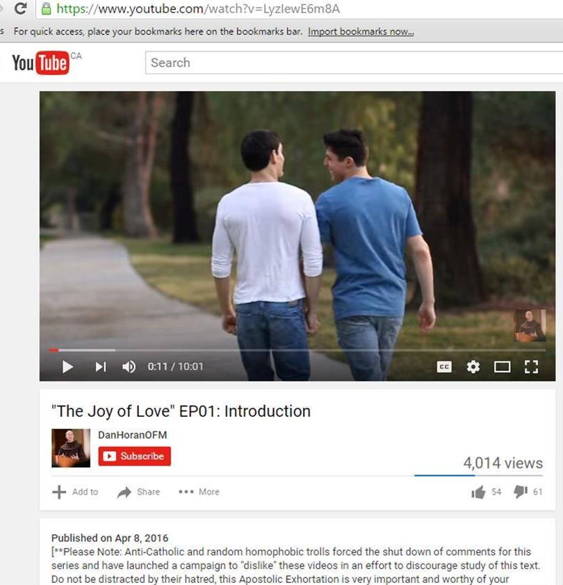 Dating god dan horan youtube