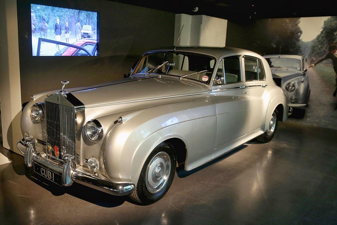 James Bond Cars Quot Bond In Motion Quot Exhibition At London