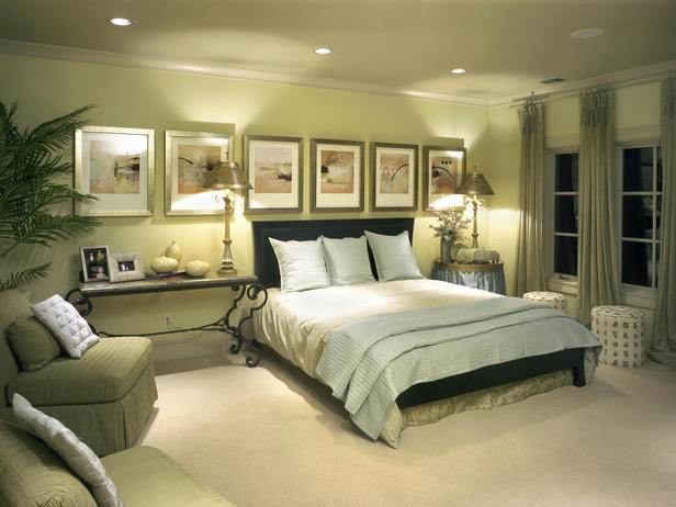 Color Trends In The Bedroom
